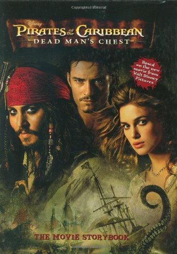 Pirates of the Caribbean: Dead Man's Chest: The Movie Storybook