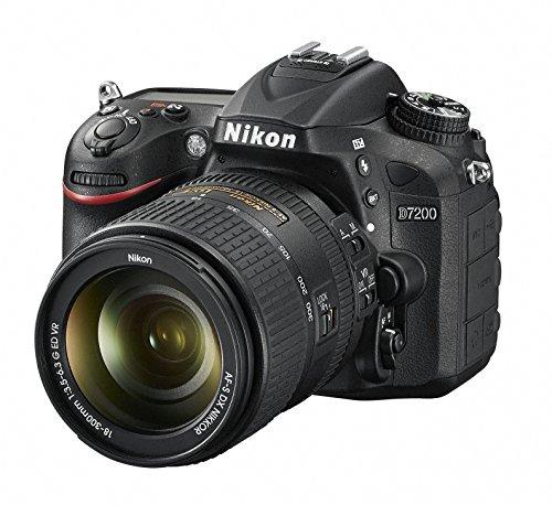 Nikon デジタル一眼レフカメラ D7200 18-300VR レンズキット D7200LK18-300