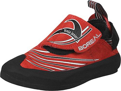 Boreal Ninja Junior, Zapatos Deportivos para Niños, Rojo,