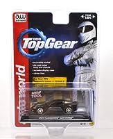 """auto world 1:64""""BBC  Top Gear"""" """" 2011 Callaway Corvette """" オートワールド 1:64スケール イギリス BBC放送 「トップギア」 「2011 キャロウェイ コルベット」 ブラック"""