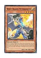 遊戯王 英語版 MP14-EN184 White Dragon Wyverburster 輝白竜 ワイバースター (ノーマル) 1st Edition