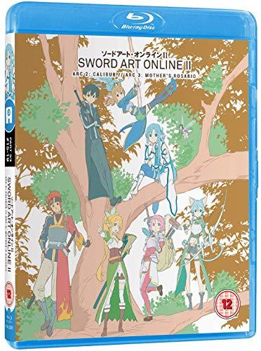Sword Art Online II - Part 3 Standard BD [Blu-ray]