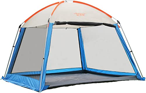 Outdoor Pergola Ombre Pavillon Tentes plus de pluie Anti-UV tente de camping plage