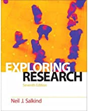 Exploring Research 7th Edition (Book Only)