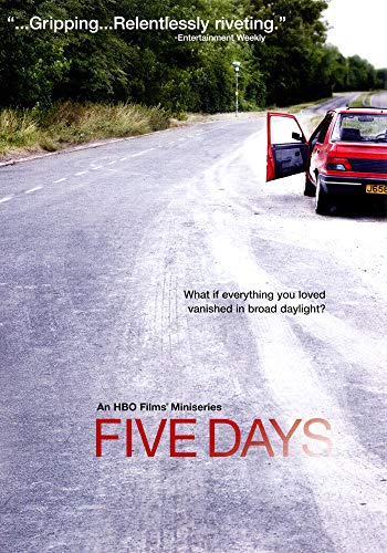 Five Days - Complete BBC / HBO TV Mini-Series [2x DVD] [2007]