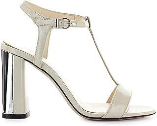 Luxury Fashion | Marc Ellis Women MA5020 White Leather Sandals | Autumn-winter 19