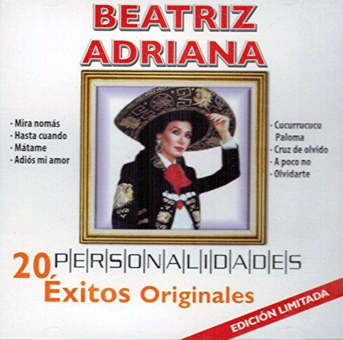Beatriz Adriana (Personalidades 20 Exitos Originales) Mozart-7509831002373
