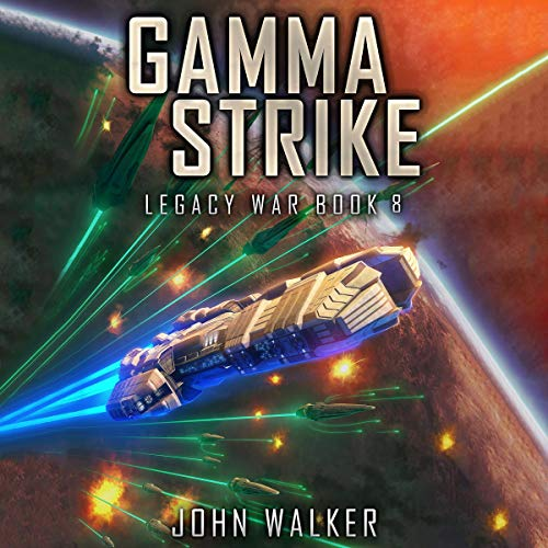 Gamma Strike  By  cover art