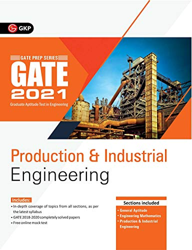 GATE Guide for Production & Industrial Engineering by GKP
