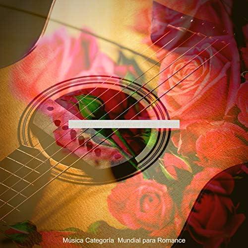 Música Categoría  Mundial para Romance