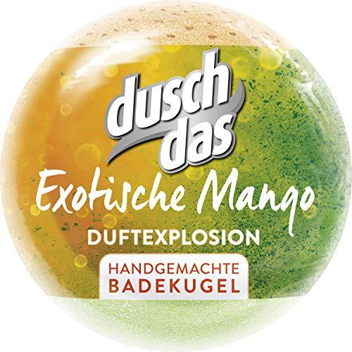 Duschdas -   Badekugel Exotische