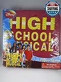 Cardinal Industries High School Musical CD Board Game in Portfolio