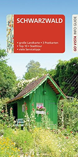 Preisvergleich Produktbild GO VISTA: Reiseführer Schwarzwald (Go Vista Info Guide)