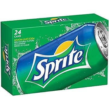 Sprite, 12 fl oz, 24 Pack