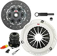 ClutchMaxPRO Performance Stage 1 Clutch Kit with Slave Cylinder Compatible with 95-11 Ford Ranger 2.3L, 98-01 Ranger 2.5L, 94-08 Ranger 3.0L, 95-10 Mazda B2300, 98-01 B2500, 94-08 B3000