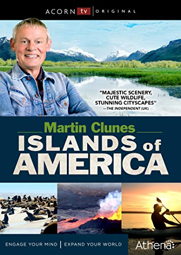 Martin Clunes: Islands Of America: Season 1 [Edizione: Stati Uniti] [Italia] [DVD]
