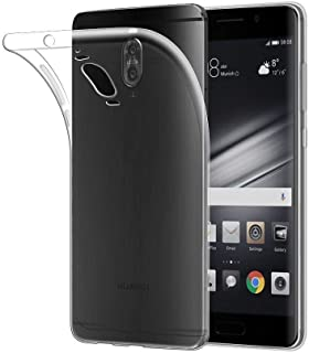 Huawei Mate 9 Pro Case Cover, Soft Gel TPU Skin Fit Case, Clear