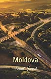 Moldova Travel Journal: Perfect Size 100 Page Travel Notebook Diary