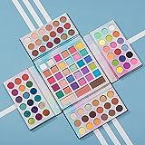 Paleta de sombras de ojos BEAUTY GLAZED, 105 colores mate, brillo, sombra de ojos, paleta de maquillaje, pigmentos, resaltadores, contorno en polvo, todo en uno