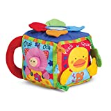 Ks Kids Musical Farmyard Cube Learning Toy