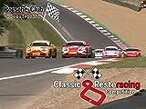 Porsche Club Championship Program 8 - Resto Racing Brands Hatch