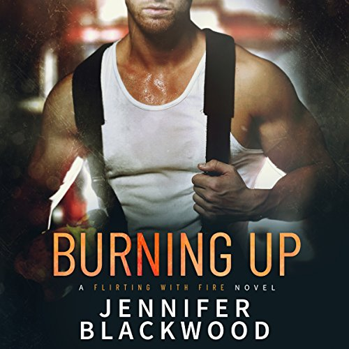Burning Up audiobook cover art