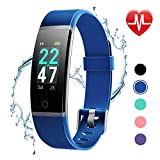 Best Activity Trackers - LETSCOM Fitness Tracker with Heart Rate Monitor, Color Review