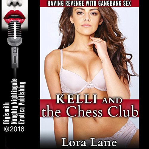 Kelli and the Chess Club audiobook cover art