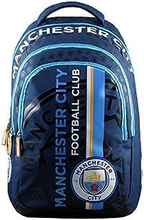 Manchester City – Mochila Infantil, Azul