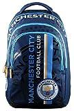 Manchester City Sac à Dos Mixte Enfant, Bleu