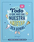 Mr. Wonderful Libro Con Chocolatinas - Todo Lo Que Hace Que Nuestra Amistad Sea Genial 150 g