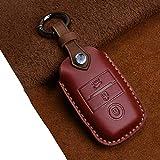 ZSEXDR Étui de protection en cuir pour clé de voiture Kia Rio 3 K2 Ceed Cerato K3...