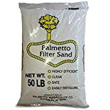 Palmetto Poolfilter-50 Superior Pool Sand Filter – 20# Grade – Formula, One Size, 50Lb-A