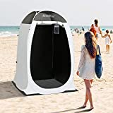 Alvantor Shower Tent Changing Room Outdoor Toilet Privacy Pop Up Camping Dressing Portable Shelter...