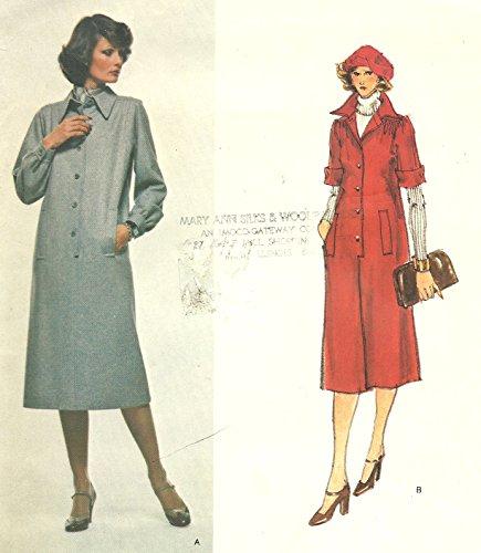 Vogue Emanuel Ungaro vintage sewing pattern 1496 casual dress - Size 14