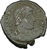 364 IT VALENS'Last True Roman' w labarum...