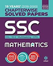 SSC Chapterwise Solved Papers Mathematics(2018-2000)