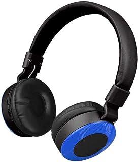 MDHANBK Auriculares estéreo Auriculares inalámbricos Auriculares Bluetooth 5.0 con micrófono Audio MP3