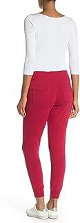 Women's Horseshoe Logo Knit Joggers Sweatpants