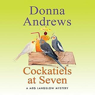 Cockatiels at Seven audiobook cover art