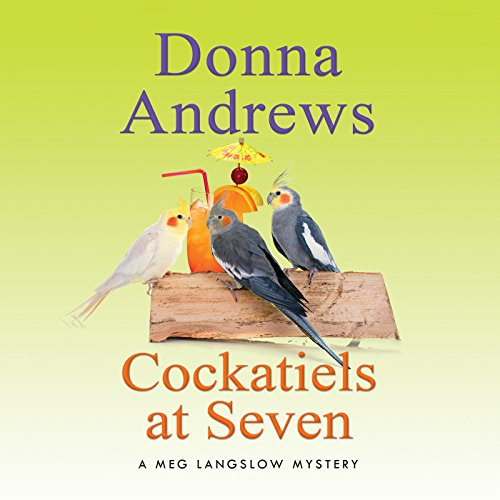 Cockatiels at Seven audiobook cover art