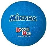 ミカサ(MIKASA) ドッジボール3号(教育用) D3 D3BL ブルー 3号