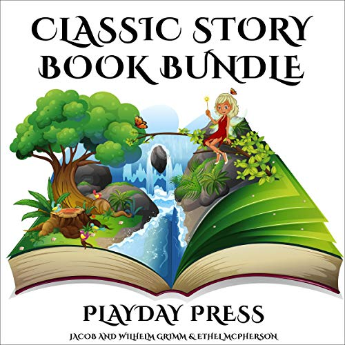 Classic Story Book Bundle cover art