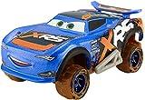 Disney Cars - Vehículo XRS Barry DePEDAL, Coches de Juguetes niños +3 años (Mattel GBJ41) , color/modelo surtido