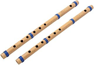 Musical Handmade Bansuri Bamboo Flute C Scale.