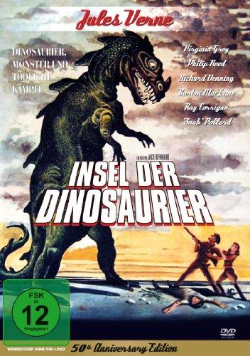 Jules Verne - Insel der Dinosaurier