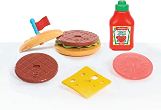 Fisher-Price Burger Set, Multicolor 93500