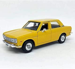 Maisto 531518 - Maqueta de Coche, Color Amarillo