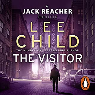 The Visitor     Jack Reacher 4              By:                                                                                                                                 Lee Child                               Narrated by:                                                                                                                                 Kerry Shale                      Length: 3 hrs and 37 mins     9 ratings     Overall 3.4