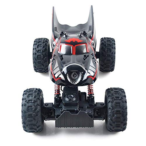 RC Auto kaufen Crawler Bild 2: RC Car Off Road 2 4GHz RC Trucks 1 14 4WD High Speed Electric Remote Control Racing Cars Drift SUV Red by Crazepony UK*